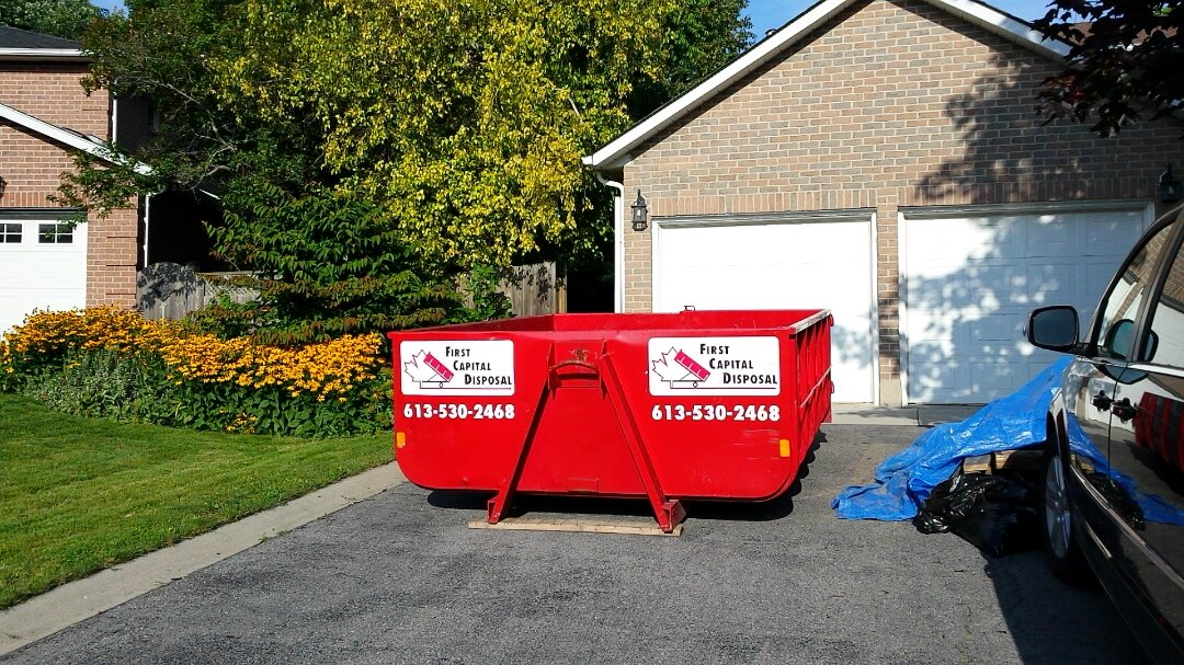 First Capital Disposal Dumpster Rental